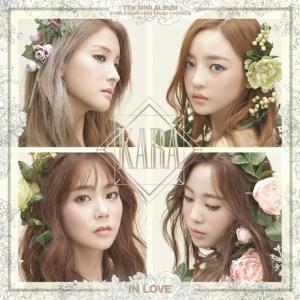 Kara 7thミニアルバム - In Love CD 韓国...