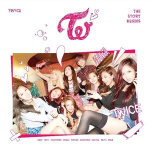 TWICE 1stミニアルバム - THE STORY BE...