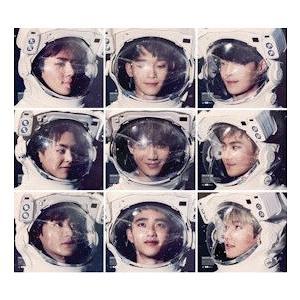 EXO 冬のスペシャルアルバム - Sing For You (中国語版) CD 韓国盤
