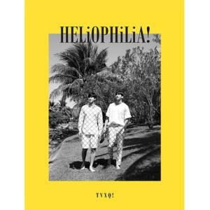 東方神起 フォトブック - HELiOPHiLiA! (フォトブック + DVD + 直筆レター + フォトカード + ポスター) (韓国盤) scriptv