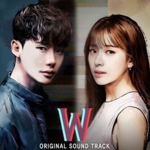 W (ダブル) - 二つの世界 OST (2CD) (MBC TVドラマ) (韓国盤)