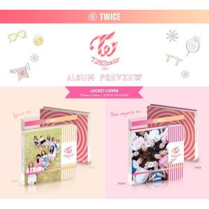 Twice 3rdミニアルバム (ランダムバージョン) CD...