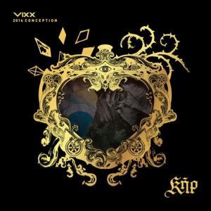 VIXX 2016 Conception Ker Special Package (CD + DVD) (限定盤) (韓国盤)|scriptv