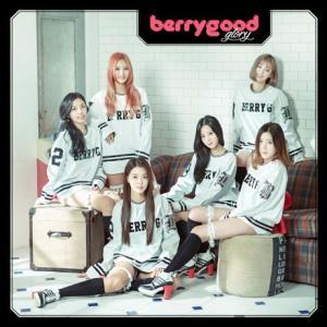 Berry Good 2ndミニアルバム - Glory CD 韓国盤|scriptv