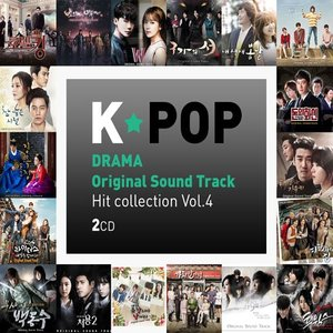 K-POP Drama OST Hit Collection Vol. 4 (2CD) 韓国盤