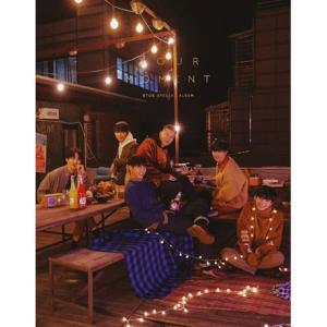 BTOB スペシャルアルバム - HOUR MOMENT (MOMENT ver.) CD (韓国盤)の画像