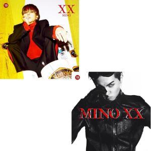 ソン・ミノ 1st ソロアルバム - XX CD (韓国盤) scriptv