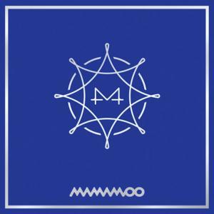 MAMAMOO 8thミニアルバム - BLUE;S CD (韓国盤) scriptv