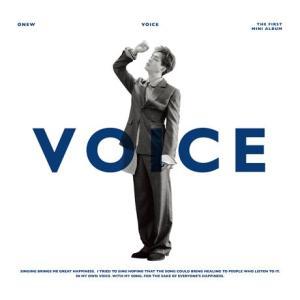 オンユ 1stミニアルバム - VOICE CD (韓国盤) scriptv