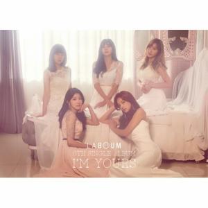 LABOUM 6thシングル - I'M YOURS CD (韓国盤) scriptv