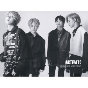 FANXY RED 1stシングル - ACTIVATE CD (韓国版)