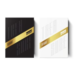 ATEEZ 1集 - TREASURE EP.FIN : All To Action CD (韓国盤)の画像