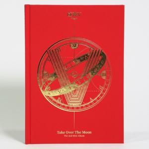 威神V (WayV) 2ndミニアルバム - Take Over The Moon CD (韓国盤) scriptv