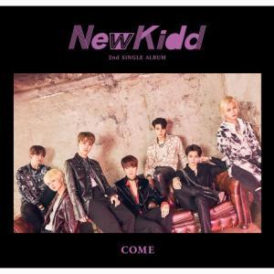 NewKidd 2ndシングル - COME CD 韓国盤 scriptv