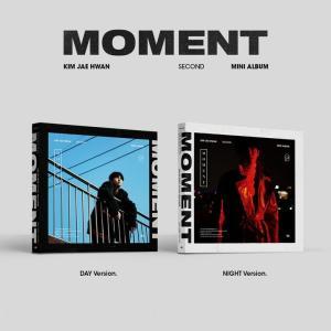 キム・ジェファン 2nd ミニアルバム MOMENT CD 韓国盤 scriptv