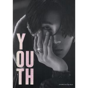 イム・ジミン 2nd シングル - Youth CD (韓国盤) scriptv