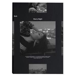 BoA 2nd ミニアルバム - Starry Night CD 韓国盤 scriptv
