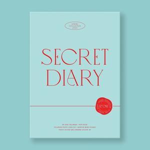 IZ*ONE - SPRING COLLECTION SECRET DIARY (カレンダーパッケージ) (韓国版) scriptv