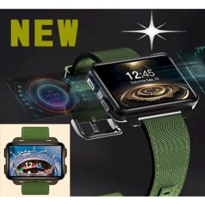 新製品GPSナビSIMフリーワイド大画面スマートウォッチタブレットPC/電話SMS対応腕時計|scs
