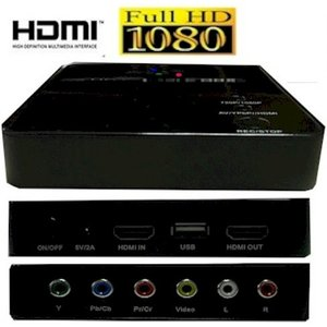 最新HDフルハイビジョンレコーダー HDD録画/アナログHDMI入力対応/CAT PRO HD1200 HD1000+UP