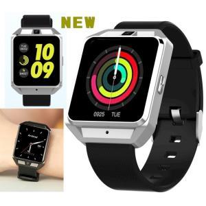 新製品GPSナビLTE SIMフリースマートウォッチタブレットPC/電話SMS対応 ファッション腕時計|scs