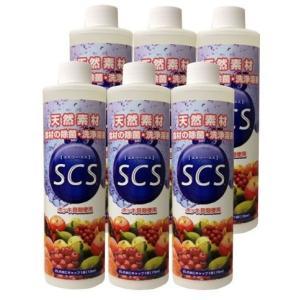 SCS300ml×6本|scsjapan