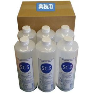 SCS1000ml×6本(業務用)|scsjapan