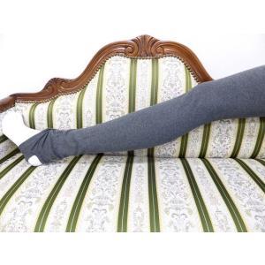 リブトレンカ 裾飾り留め(12分丈)|sdf