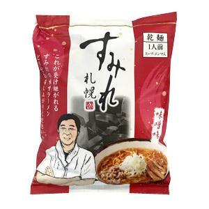 ラーメンすみれ 味噌味 創業昭和三十九年以来 職人の技と心で伝統と味を守り続け、ひとつひとつ手造りで...