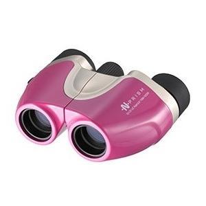 ナシカ 10倍×21ミリ 双眼鏡 10X21UC ピンク & ブルー 本体色選択可|sds-alpha