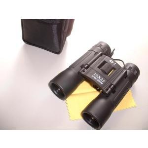 ナシカ グランビュー10X25 双眼鏡10倍 専用ケース付 コンパクトサイズ  見やすい25mmレンズ!|sds-alpha