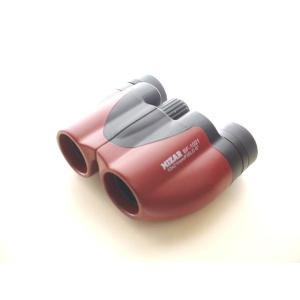 ミザール オペラグラス双眼鏡 10×21   軽量型 10倍コンパクトサイズ ワインレッド|sds-alpha