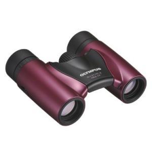 オリンパス双眼鏡 8X21RC2 マルチコーティング Binoculars 8×21 ★デザイン性・質感・携帯性重視! カラーバリエーションはマゼンタ・ゴールド・ホワイト|sds-alpha