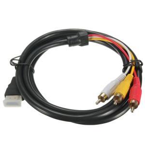 [仕様]  ケーブル長:約1.5M  入力:HDMI(映像)  出力:RCAコンポーネント端子(RG...