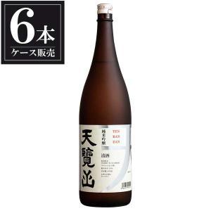 送料無料 日本酒 天覧山 純米吟醸 1.8L 1800ml x 6本(ケース販売)(五十嵐酒造 埼玉県)|se-sake