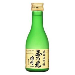 日本酒 玉乃光 純米大吟醸 備前雄町100% 180ml x 24本(ケース販売)(玉乃光酒造/京都府) se-sake