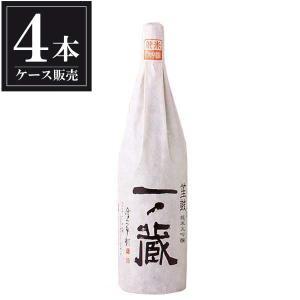 送料無料 日本酒 一ノ蔵 純米大吟醸 笙鼓 1.8L 1800ml x 4本(ケース販売)(一ノ蔵/宮城県) se-sake