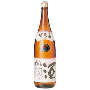 日本酒 賀茂泉 純米吟醸 朱泉 本仕込 1.8L 1800ml (賀茂泉酒造 広島県)|se-sake