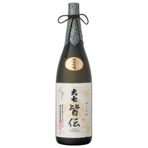 日本酒 大七 純米吟醸 皆伝 1.8L 1800ml (大七酒造 福島県)|se-sake