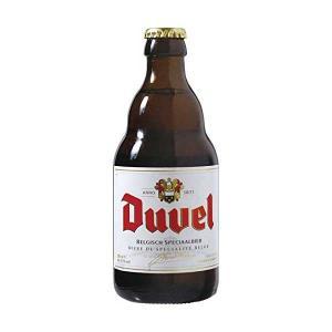デュベル (瓶) 330ml x 24本(ケース販売) (同梱不可)|se-sake