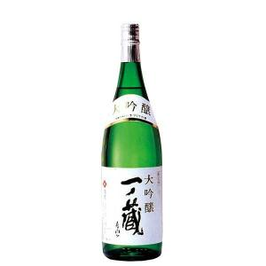 日本酒 一ノ蔵 大吟醸 1.8L 1800ml (一ノ蔵/宮城県) se-sake