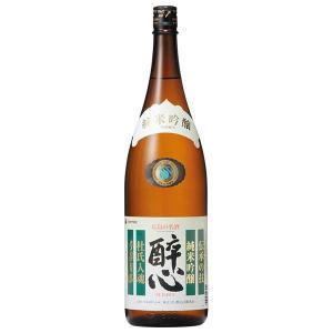 日本酒 醉心 純米吟醸 杜氏入魂 1.8L 1800ml (醉心山根本店 広島県)|se-sake