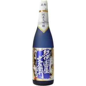 日本酒 紀伊国屋文左衛門 純米大吟醸 愛山 1.8L 1800ml (中野BC/和歌山県) se-sake