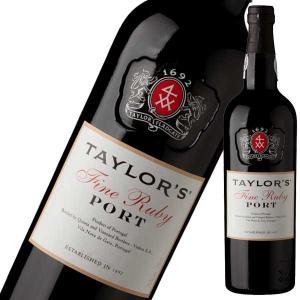赤ワイン テイラー ファイン ルビー 750ml wine|se-sake