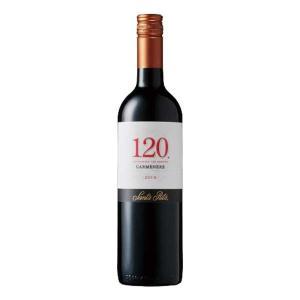 赤ワイン 120(シェント ベインテ)カルメネール 750ml wine