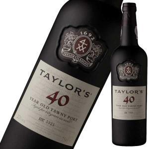 赤ワイン テイラー 40 イヤー オールド トーニィ 750ml wine|se-sake