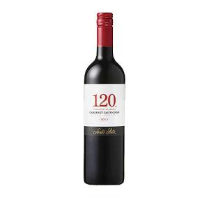 ワイン 赤ワイン チリ 120(シェント ベインテ)カベルネ ソーヴィニヨン 750ml wine