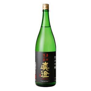 日本酒 真澄 純米吟醸 辛口生一本 箱無 1.8L 1800ml (宮坂醸造 長野県)|se-sake