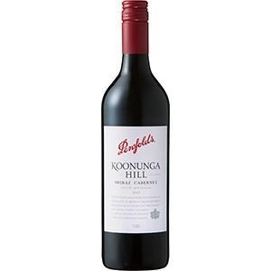 赤ワイン ペンフォールズ クヌンガ ヒル シラーズ カベルネ 750ml wine