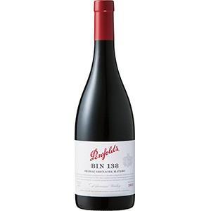 赤ワイン ペンフォールズ ビン138 シラーズ グルナッシュ マタロ 750ml wine